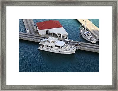 Caribbean Cruise - St Thomas - 121216 Framed Print by DC Photographer