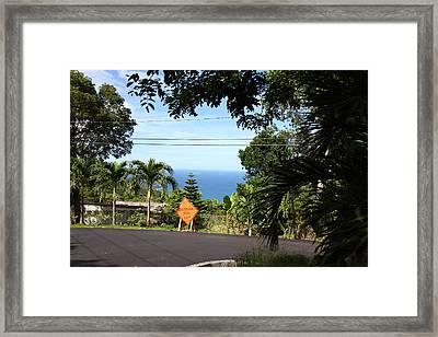 Caribbean Cruise - St Thomas - 1212169 Framed Print by DC Photographer