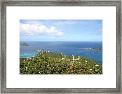 Caribbean Cruise - St Thomas - 1212226 Framed Print by DC Photographer