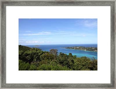 Caribbean Cruise - St Thomas - 1212238 Framed Print by DC Photographer