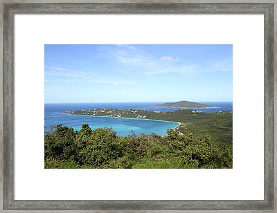 Caribbean Cruise - St Thomas - 1212239 Framed Print by DC Photographer