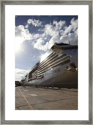 Caribbean Cruise - St Thomas - 1212301 Framed Print by DC Photographer