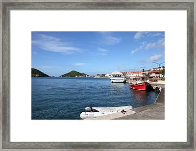 Caribbean Cruise - St Thomas - 121236 Framed Print by DC Photographer