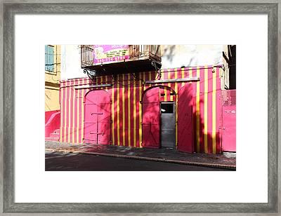 Caribbean Cruise - St Thomas - 121244 Framed Print
