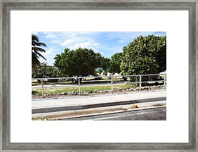 Caribbean Cruise - St Thomas - 121265 Framed Print by DC Photographer