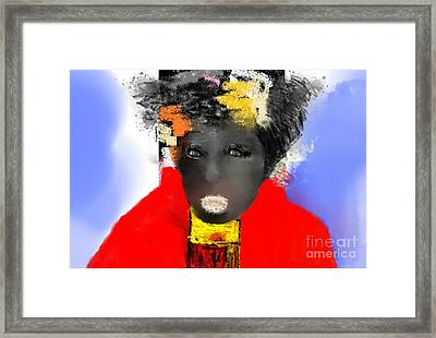 Caribbean Delight Framed Print by Rc Rcd