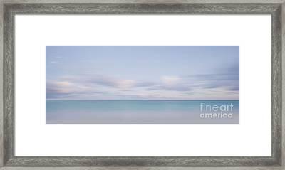 Caribbean Dream Framed Print by Marco Crupi