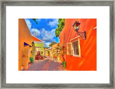 Caribbean Dream Framed Print