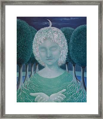 Carina Framed Print