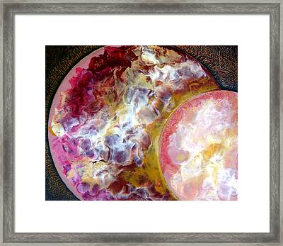 Carina's Song Framed Print
