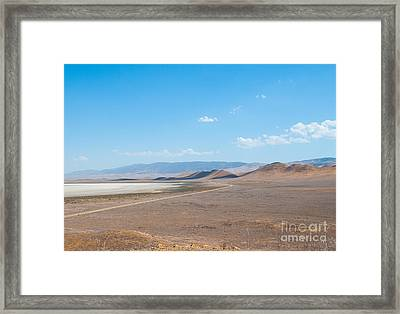 Carizzo Plains Nm  5-9649 Framed Print by Stephen Parker