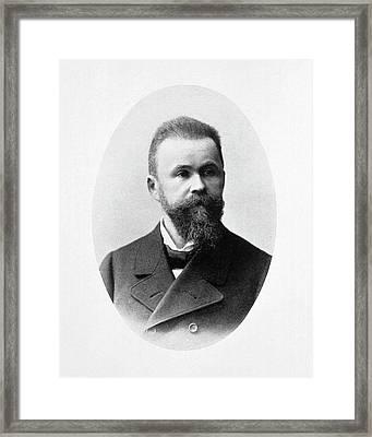 Carl Wernicke Framed Print