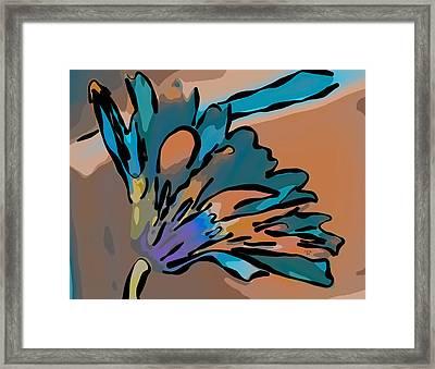Carlee Rae Framed Print