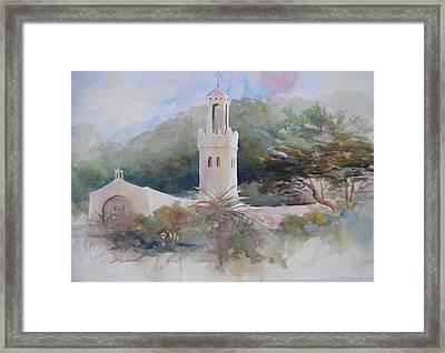 Carmelite Monastery  Framed Print