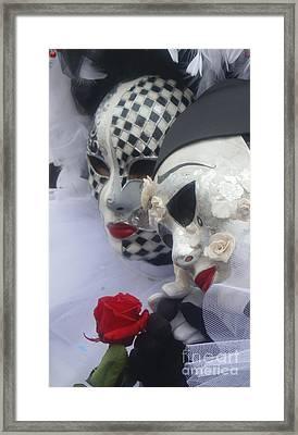 Carnevale Di Venezia 119 Framed Print