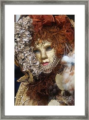 Carnevale Di Venezia 130 Framed Print