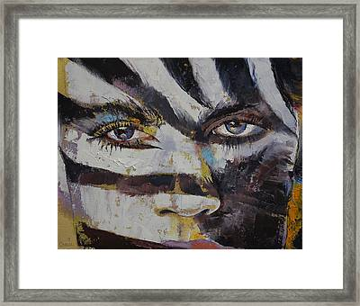 Carnival Framed Print by Michael Creese