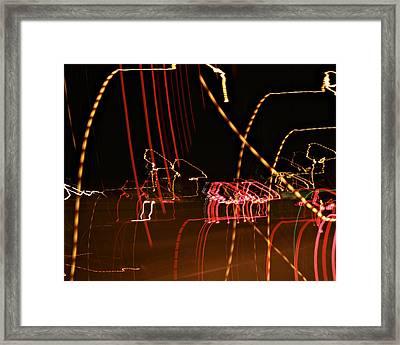 La-405 Carnival Framed Print