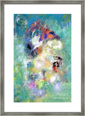 Carnival Ride - Pegasus Framed Print