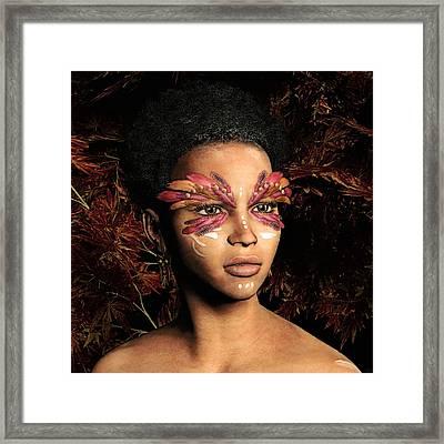 Carnivale Framed Print by Maynard Ellis