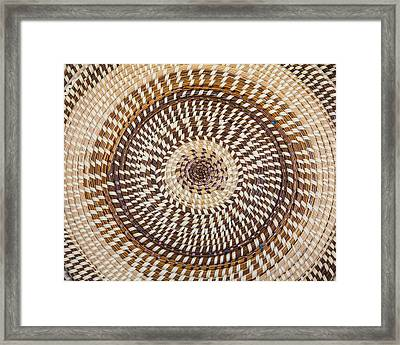 Carolina Sweetgrass Framed Print
