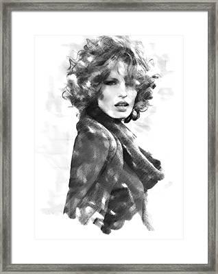 Caroline Winberg Framed Print