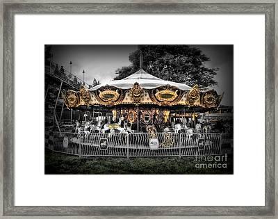 Carousel 1 Framed Print