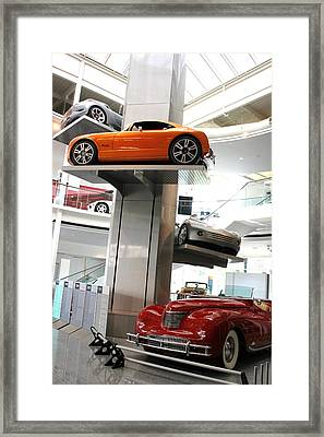 Framed Print featuring the photograph Carousel by Bill Woodstock