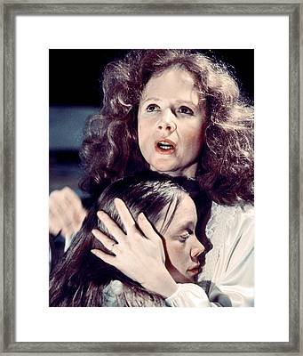 Carrie  Framed Print by Silver Screen