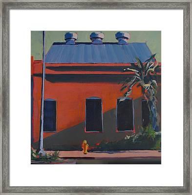 Carrot Framed Print