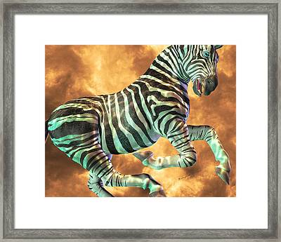 Carrousel  Framed Print