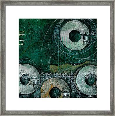 Carry Me Away Framed Print