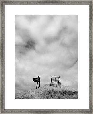 Cart Art No. 10 Framed Print