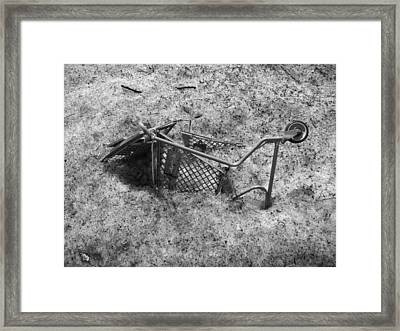 Cart Art No. 17 Framed Print