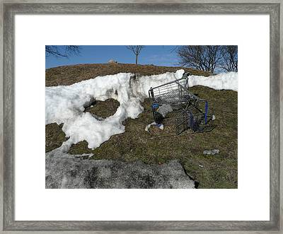 Cart Art No. 19 Framed Print