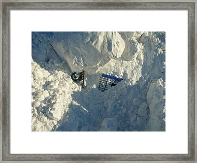 Cart Art No. 22 Framed Print