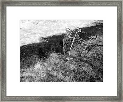 Cart Art No. 9 Framed Print