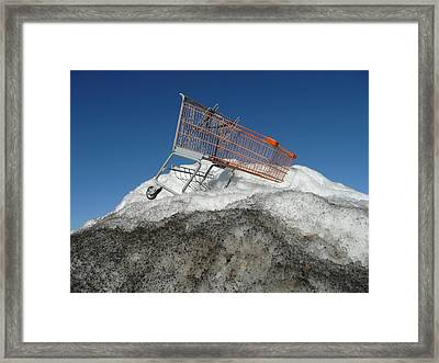 Cart Art No.6 Framed Print