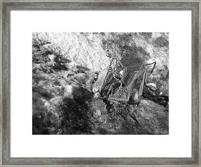 Cart Art No.7 Framed Print