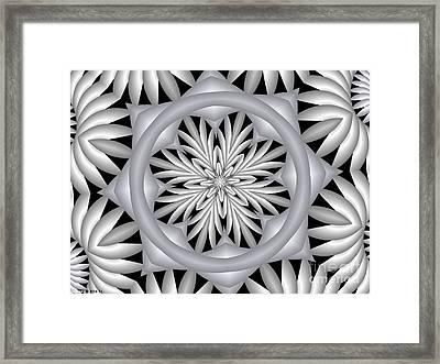 Cartesian  5 Framed Print