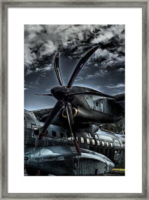 Casa C-295 Framed Print