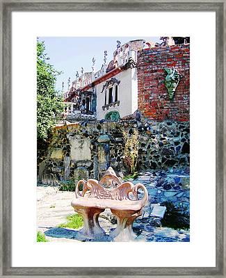 Casa Golovan Framed Print
