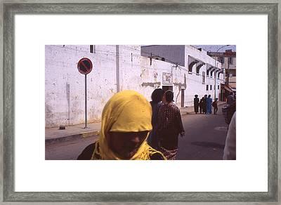 Casablanca 1996 Framed Print