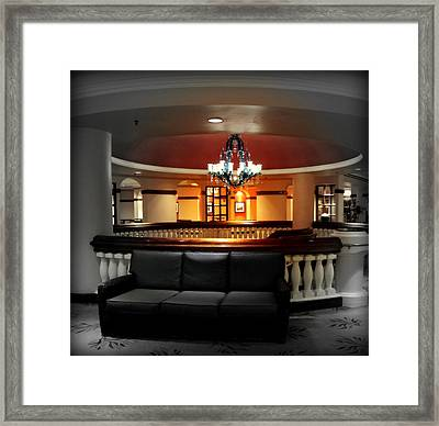 Casablanca Framed Print by Karen Wiles