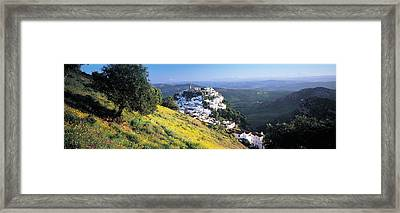 Casares, Spain Framed Print by Panoramic Images