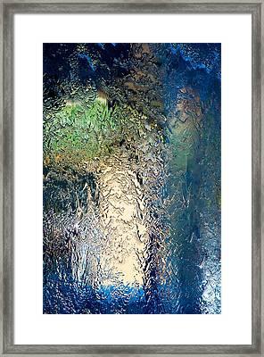 Cascade Framed Print by wDm Gallery
