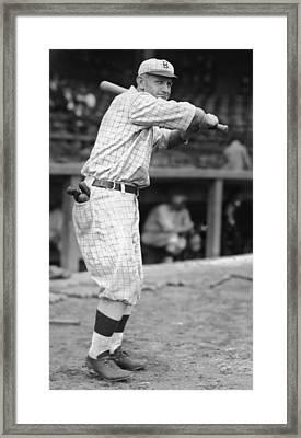 Casey Stengel 1915 Framed Print