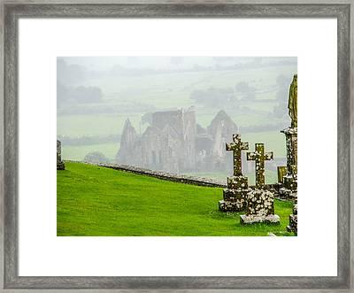 Cashel Framed Print