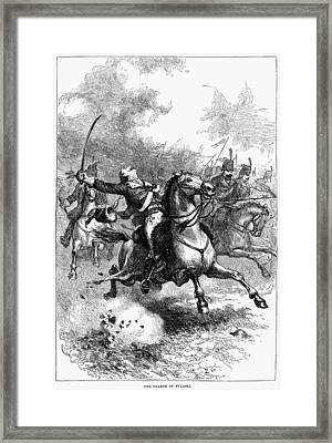 Casimir Pulaski (1748-1779) Framed Print