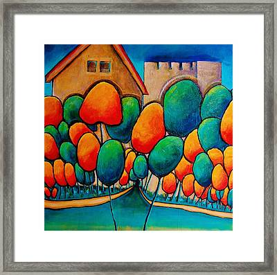 Casimir's Dream Framed Print by Jean Cormier
